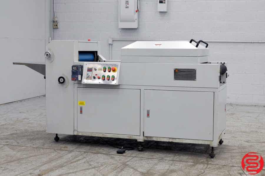 Gala Equipment QC-A400 Small Format UV Coating Machine