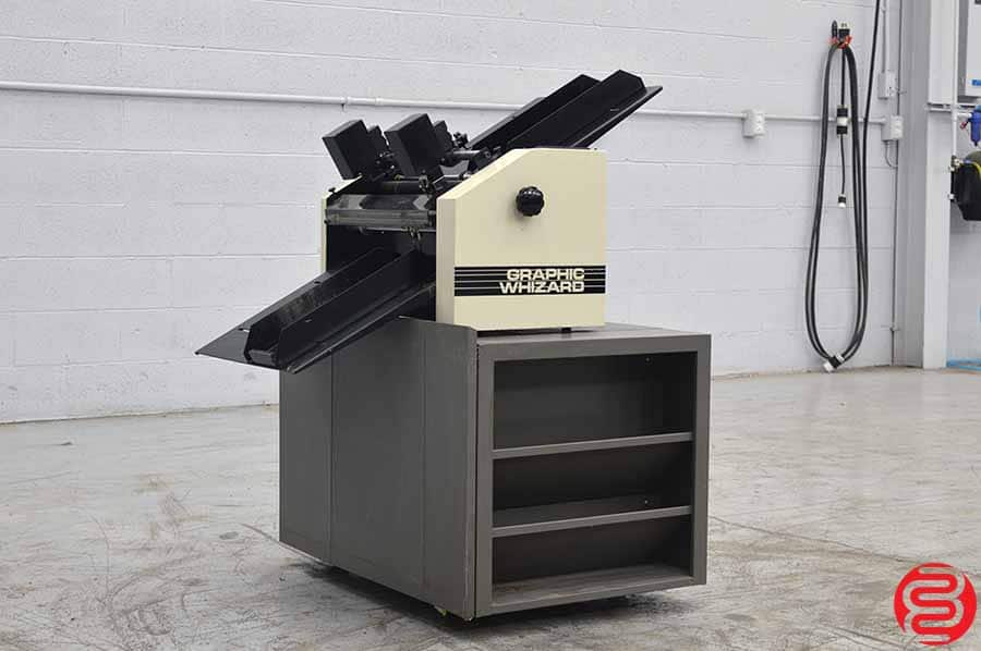 Graphic Whizard Model K Two Head Numbering Machine