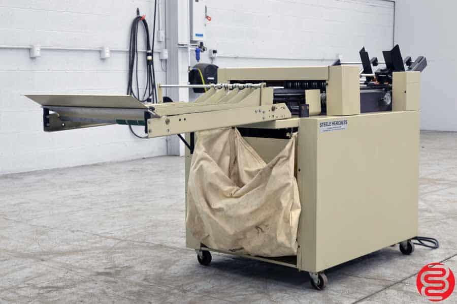 Hercules S4 Business Card Slitter   Boggs Equipment