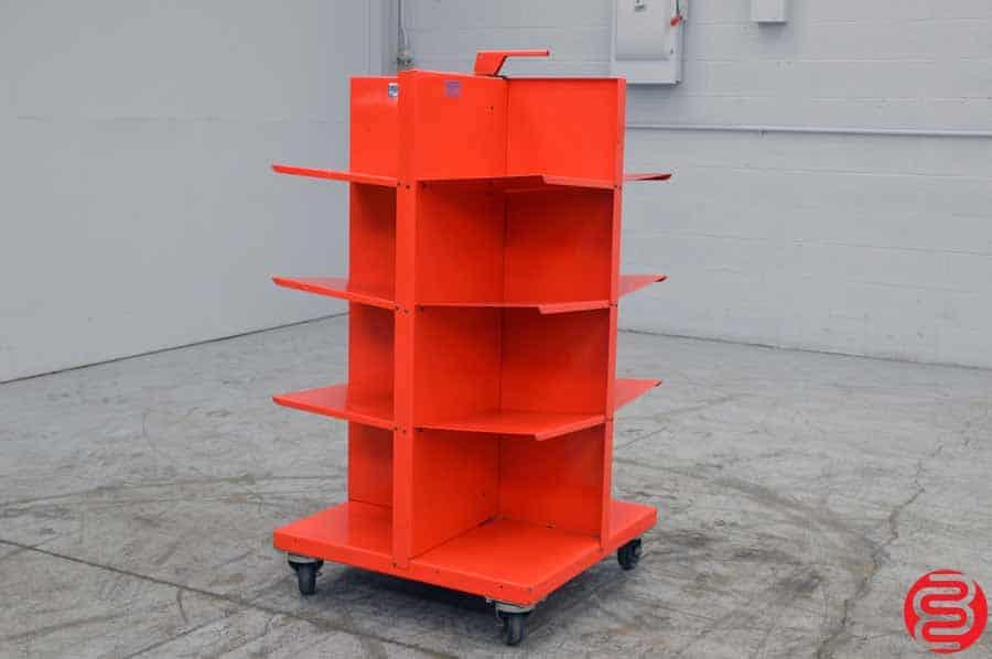 Kansa Quadracart Bindery Cart