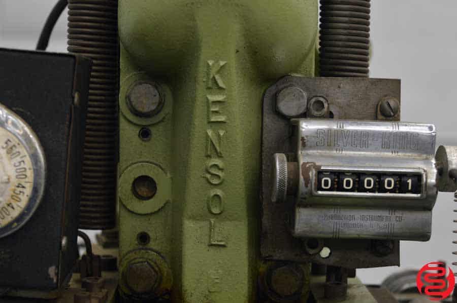 Kensol K50 Hot Foil Stamper