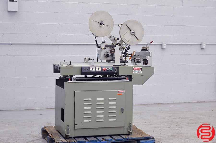 Kirk Rudy KR527 Tabbing Machine