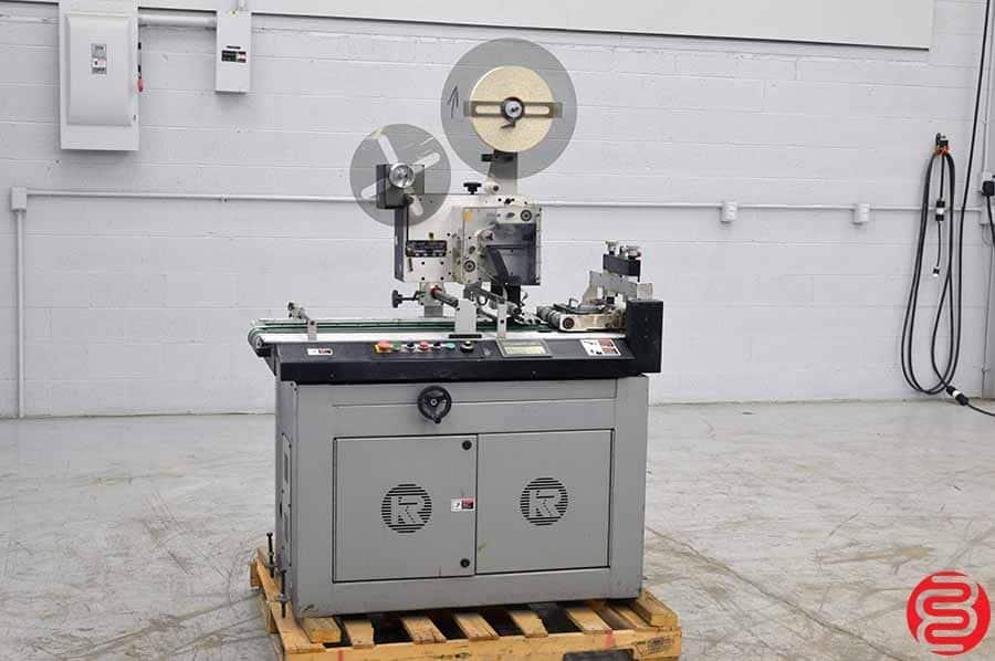 Kirk Rudy KR535 Tabmaster Tabbing Machine