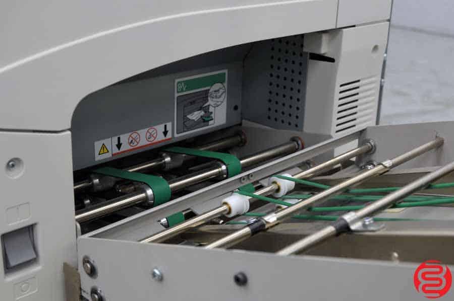 Kyocera Ecosys FS-9500DN Monochrome Digital Press w/ Envelope Feeder and Conveyor