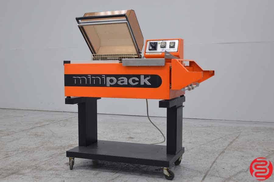 MiniPack FM 75N Semi-Automatic Shrink Wrap Machine