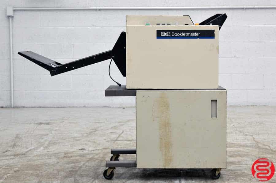 Multigraphics BM60 BookletMaster Bookletmaker