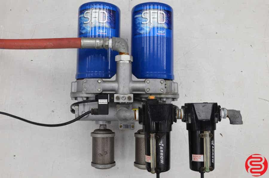 Skf Separator Filter Dryer Boggs Equipment