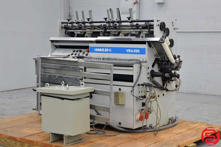 Standard Hunkeler VEA 520 Tipping Machine
