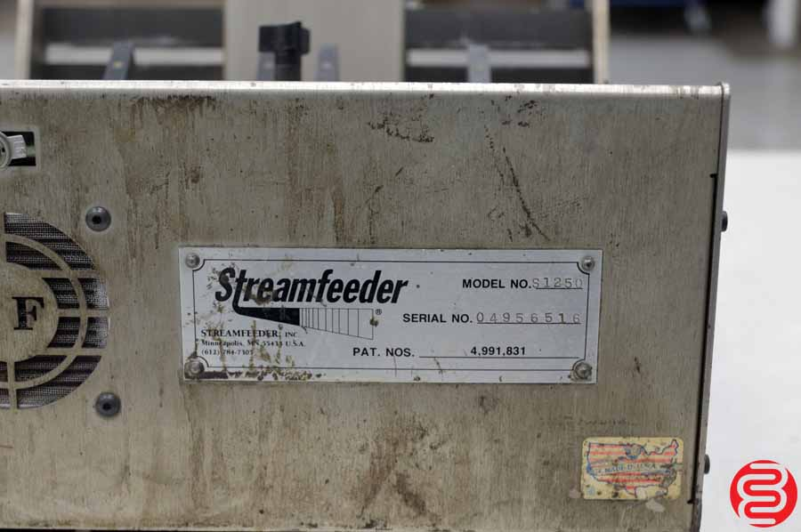 Streamfeeder S1250 Envelope Feeder