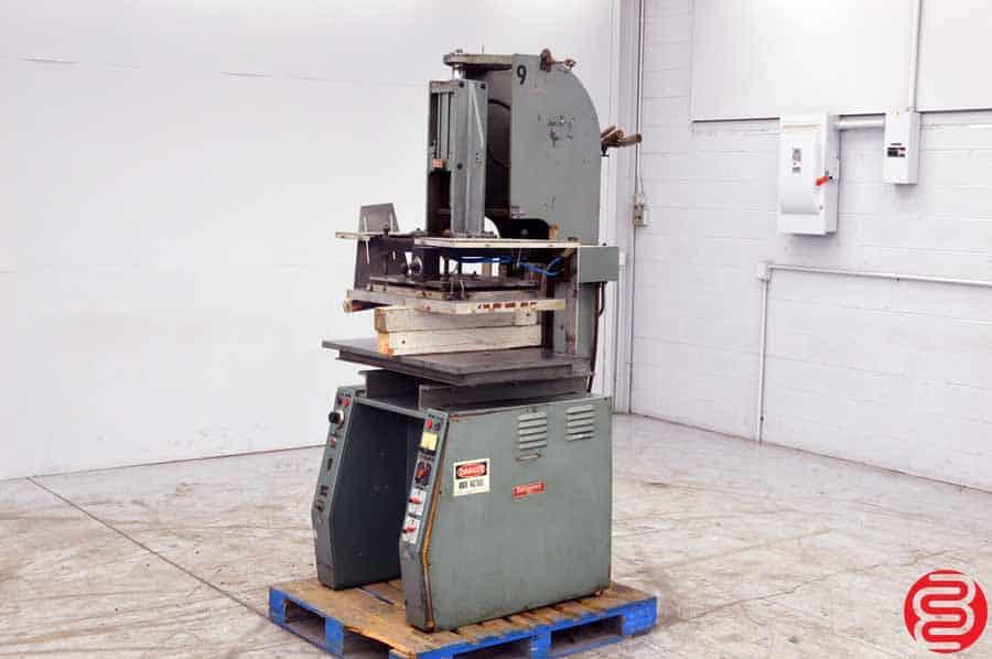 Thermatron P 25 Sealing Press / RF Welder