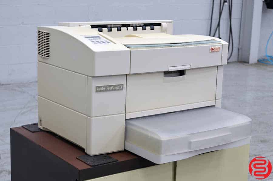Xante PlateMaker 3 Computer to Plate System