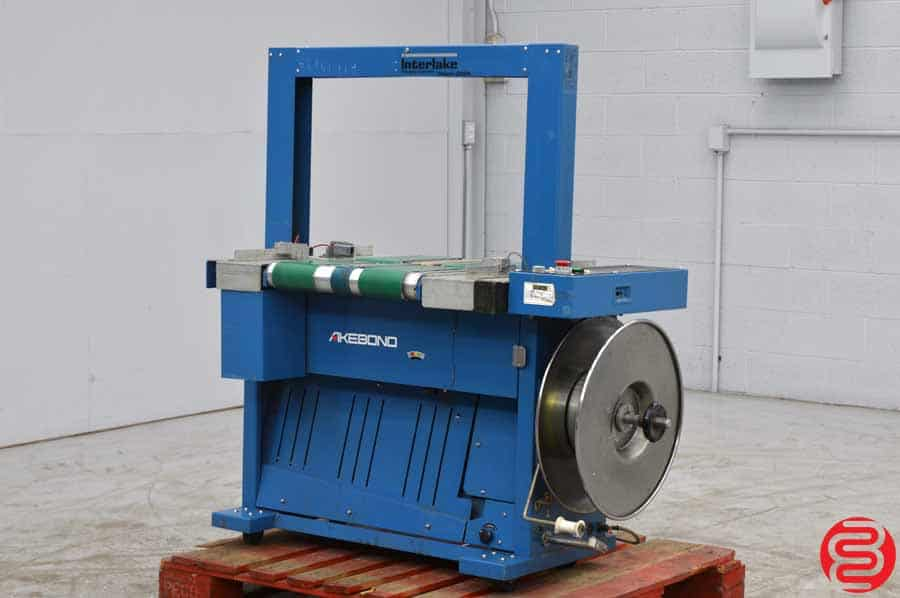 Akebono TS-250A Automatic Strapping Machine
