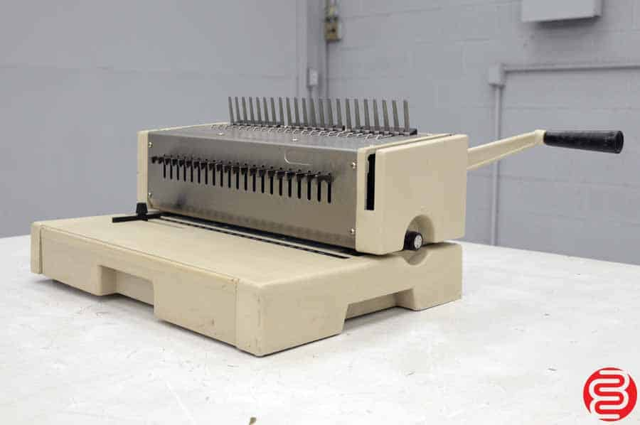 Akiles C-21 Comb Binding Machine