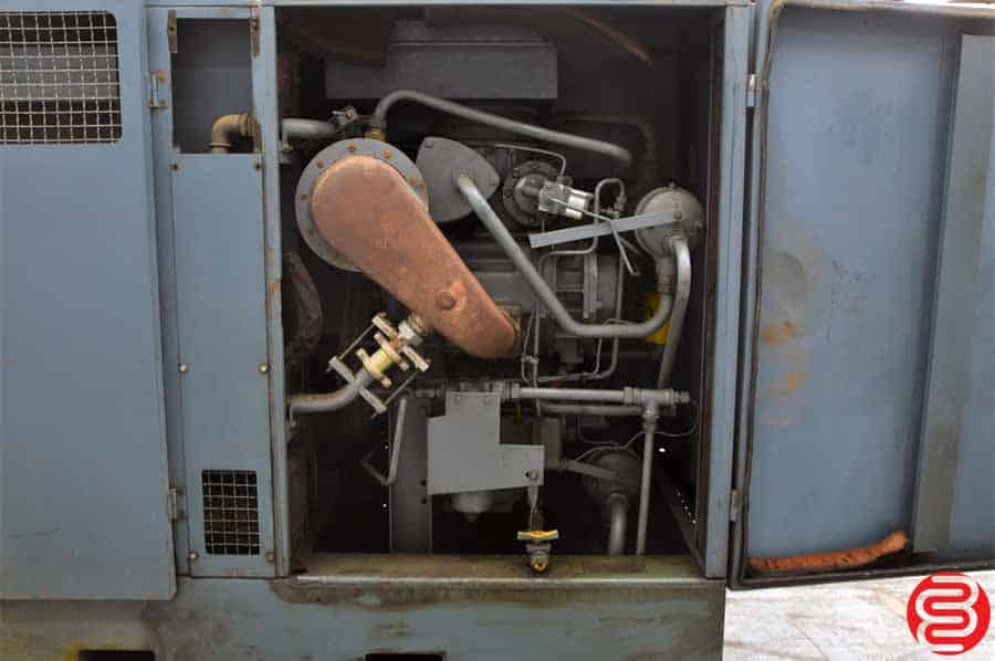 Atlas Copco ZR 3 Oil-Free Rotary Screw Air Compressor