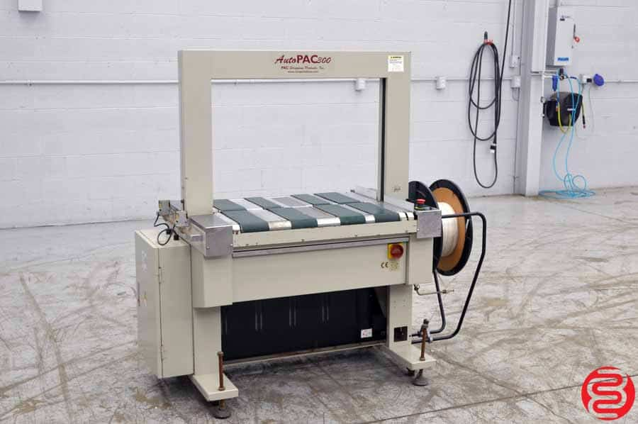 2006 Auto PAC 300 Fully Automatic Strapping Machine