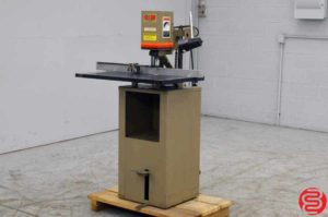 Baumfolder ND1F Single Spindle Paper Drill