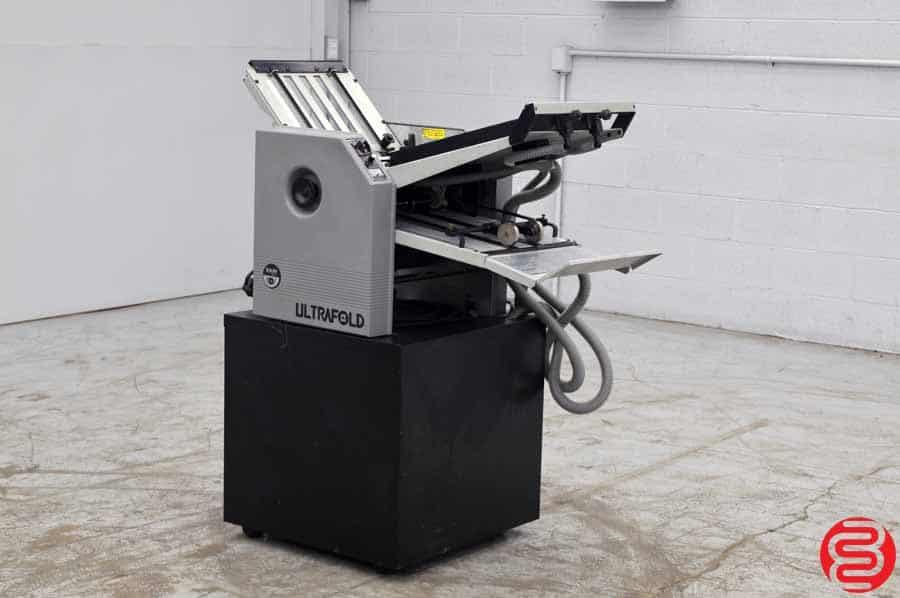 Baumfolder Ultrafold 714 Vacuum Feed Paper Folder