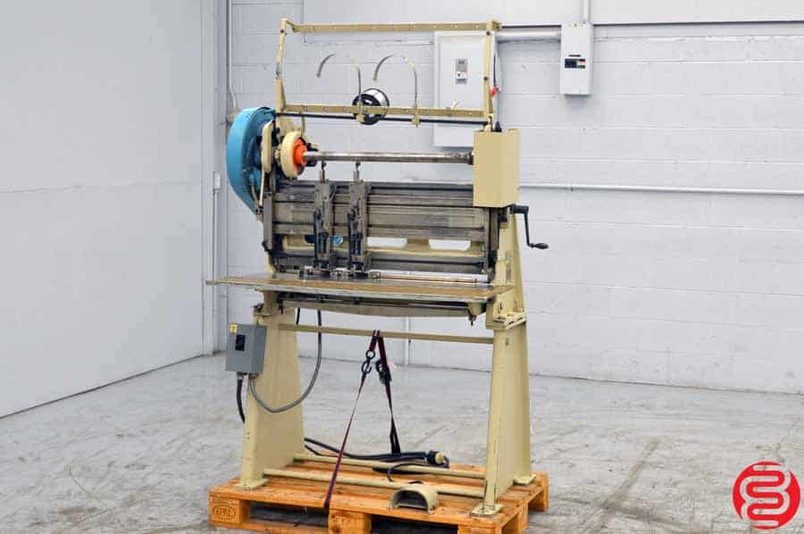 Bostitch Bronco 18 AW Multiple Head Flat Book Stitcher
