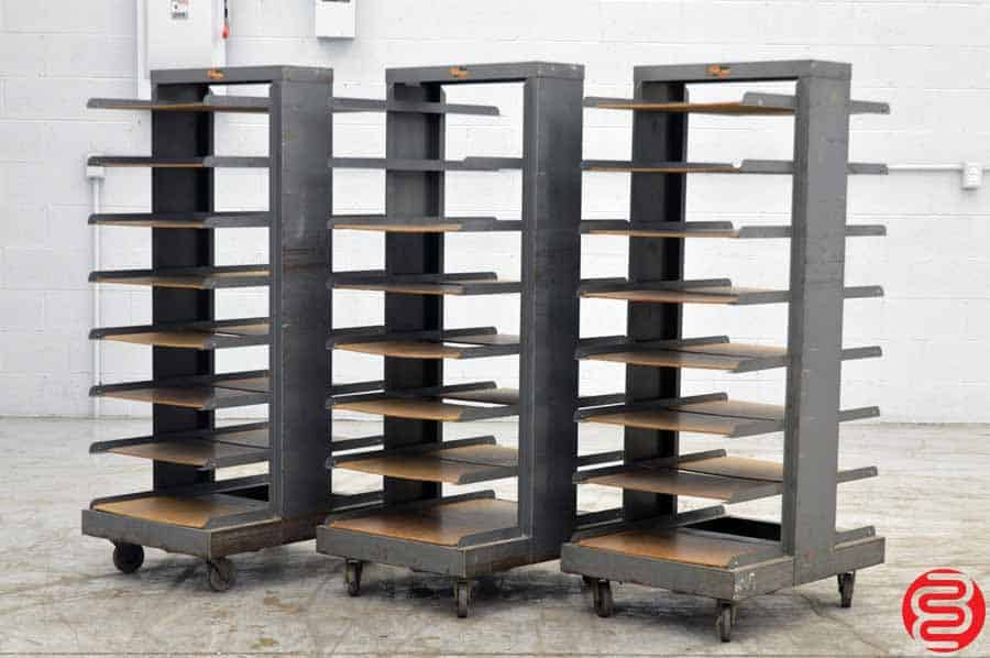 Challenge Bindery / Paper Cart - Qty 3