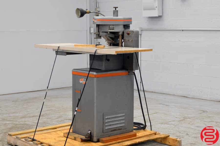 Challenge EKH Single Spindle Hydraulic Paper Drill