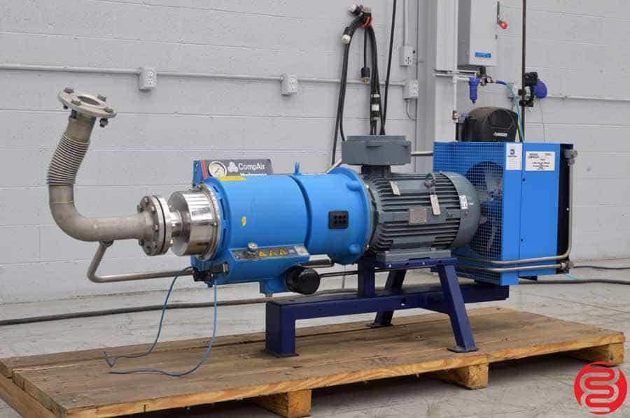 CompAir Hydrovane Air Compressor