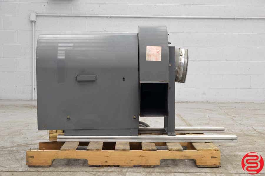 "Dayton 3C106A 15 5/8"" Industrial Blower Duct"