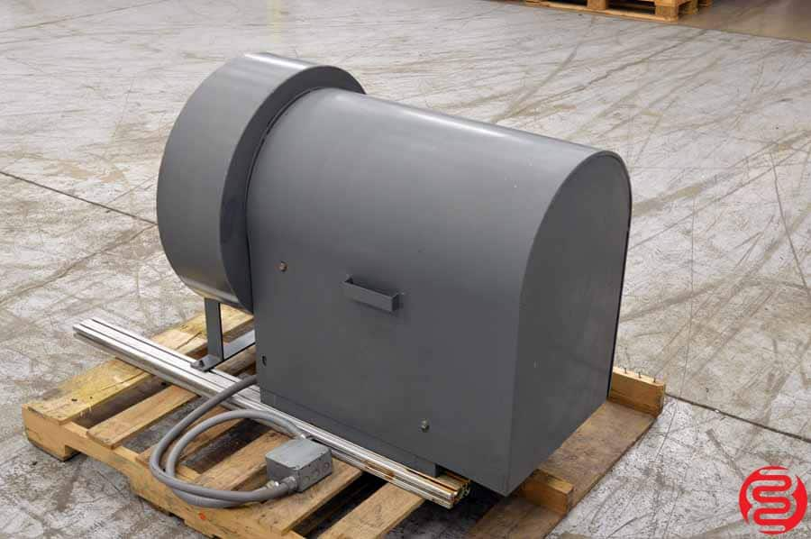 Industrial Blowers Product : Dayton c a quot industrial blower duct boggs equipment