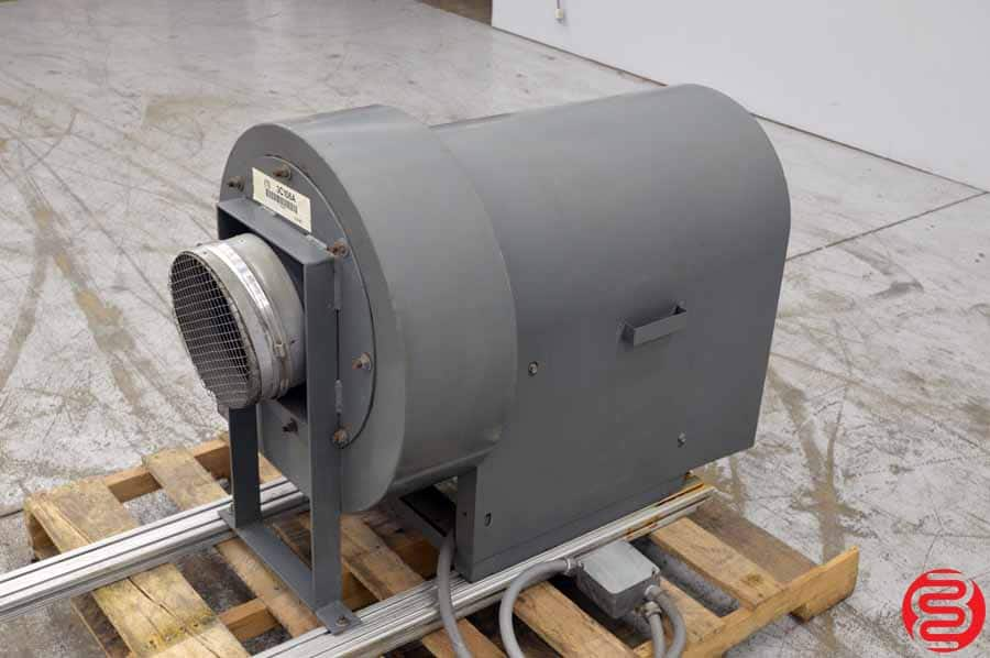 """Dayton 3C106A 15 5/8"""" Industrial Blower Duct"""