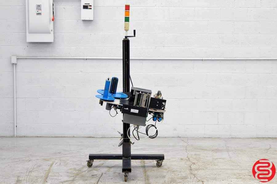 Diagraph PA4600 Pallet Labeling Machine