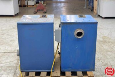 Donaldson Torit Model 60 and 64 Dust Collectors
