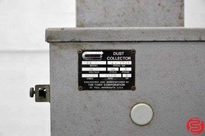 Donaldson Torit Series 84 Dust Collector
