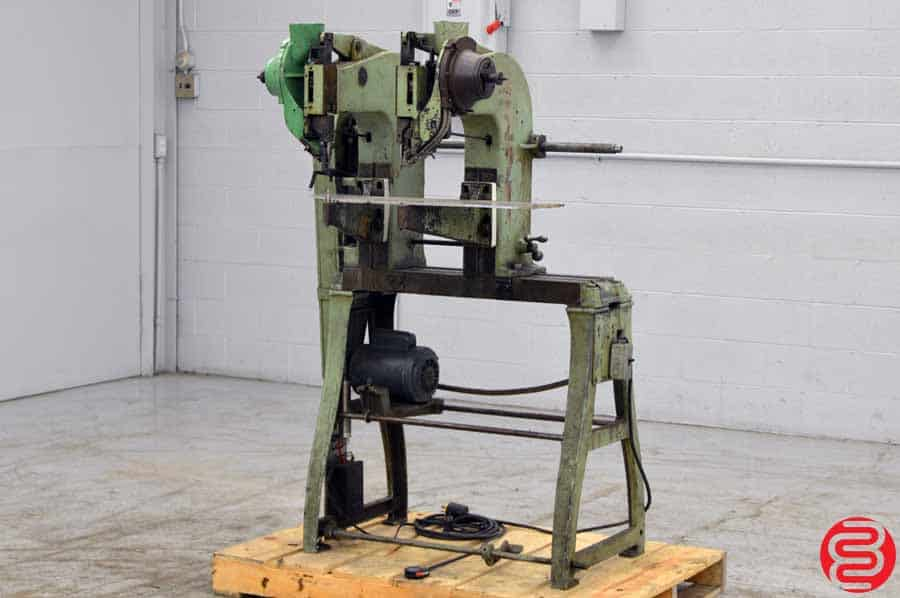 Double Head Adjustable Automatic Riveting Machine