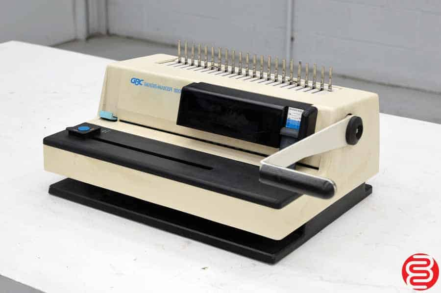 GBC Image-Maker 2000 Binding Machine