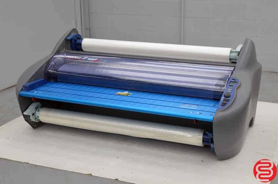 Gbc Pinnacle 27 Ezload Thermal Roll Laminator W Accutherm