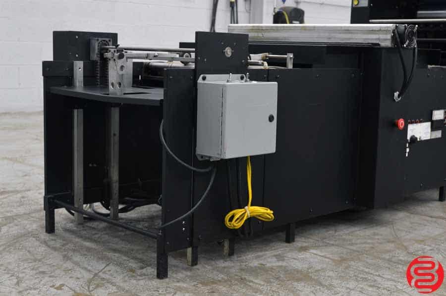 Hanovia UV Coating System
