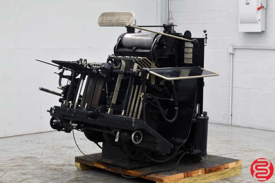 Heidelberg 10 x 15 Windmill Letterpress