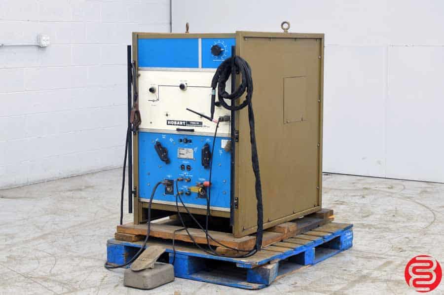 Hobart Cyber-Tig 300 Precise Control Modular Tig / Arc Welder