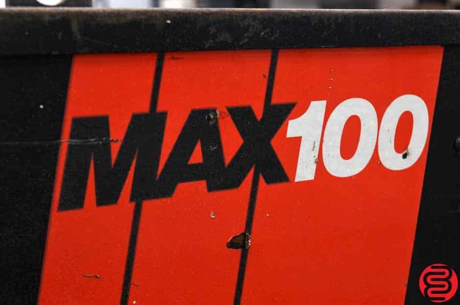 Hypertherm Max100 Plasma Cutter