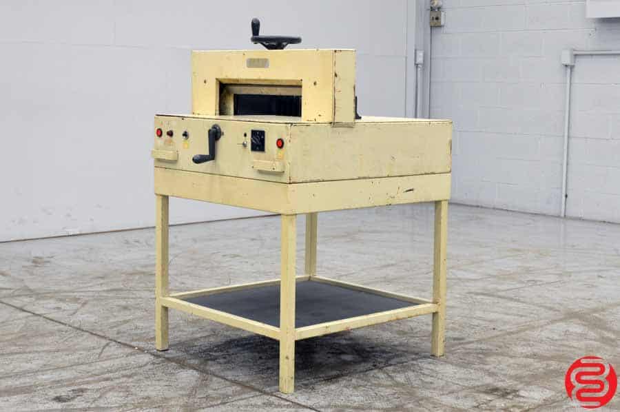 Ideal-Forte 46/E Paper Cutter