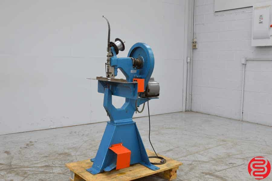 Interlake Model A Flat Book / Saddle Stitcher