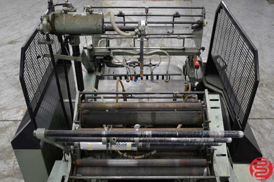 Kluge EHD 14 x 22 Press / Die Cutter