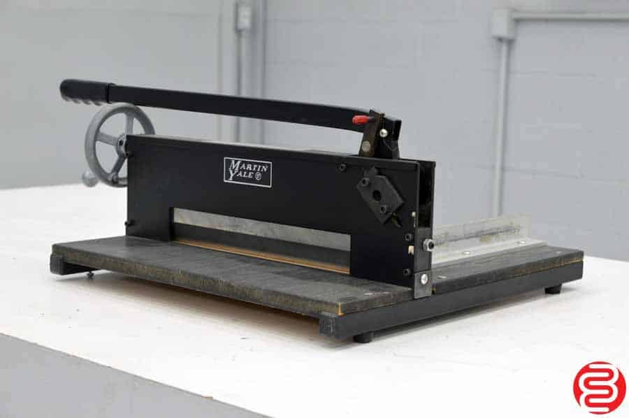 "Martin Yale 12"" Commercial Stack Cutter"