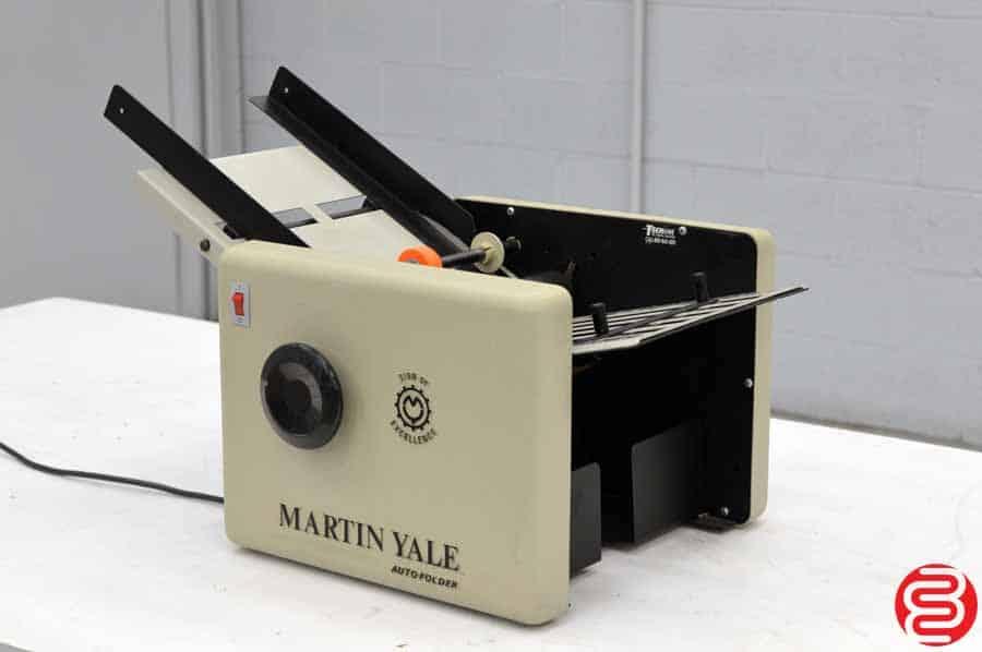 Martin Yale 1501 (CV7) Paper Folder