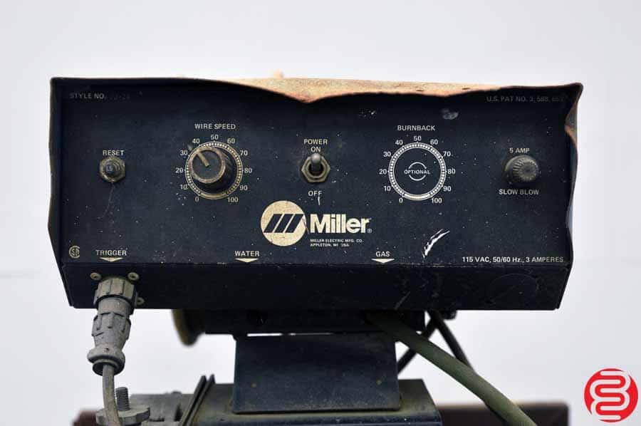 Miller Deltaweld 450 MIG Welder