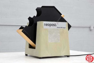 Neopost Model 400 Table Top Paper Jogger