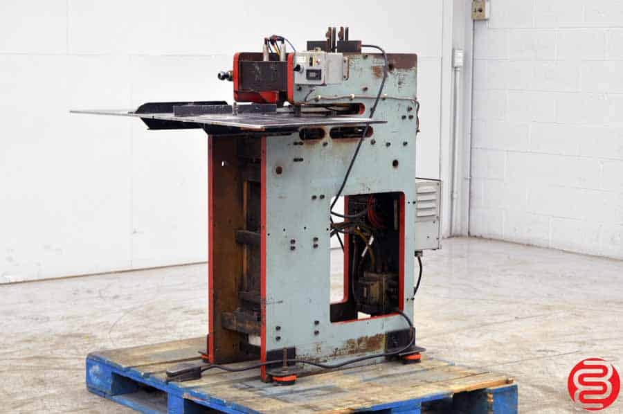 Pneumatic Hot Foil Press