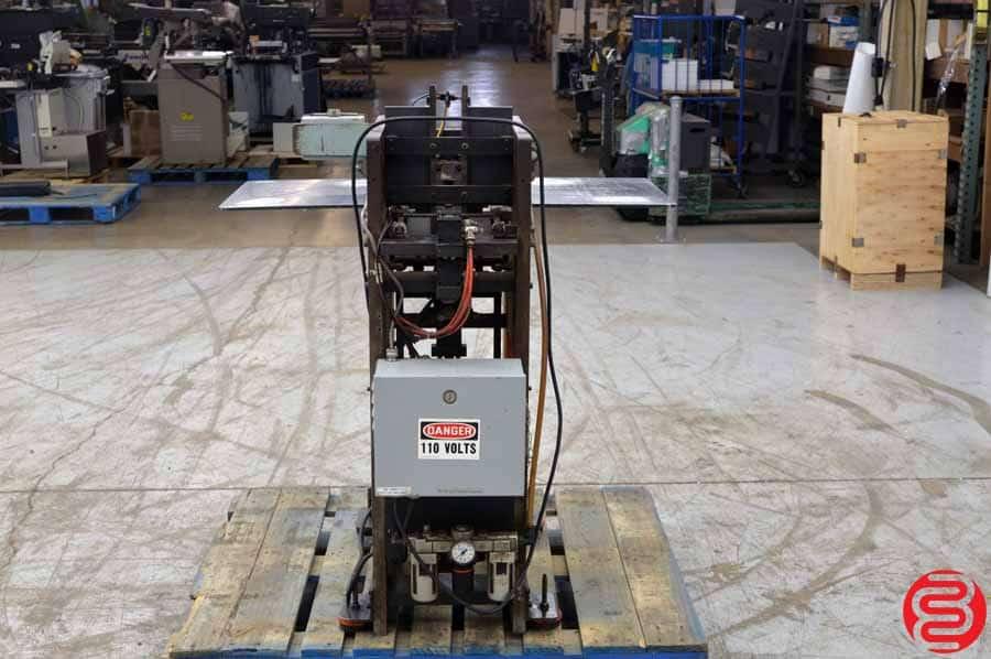 Pneumatic Hot Foil Press