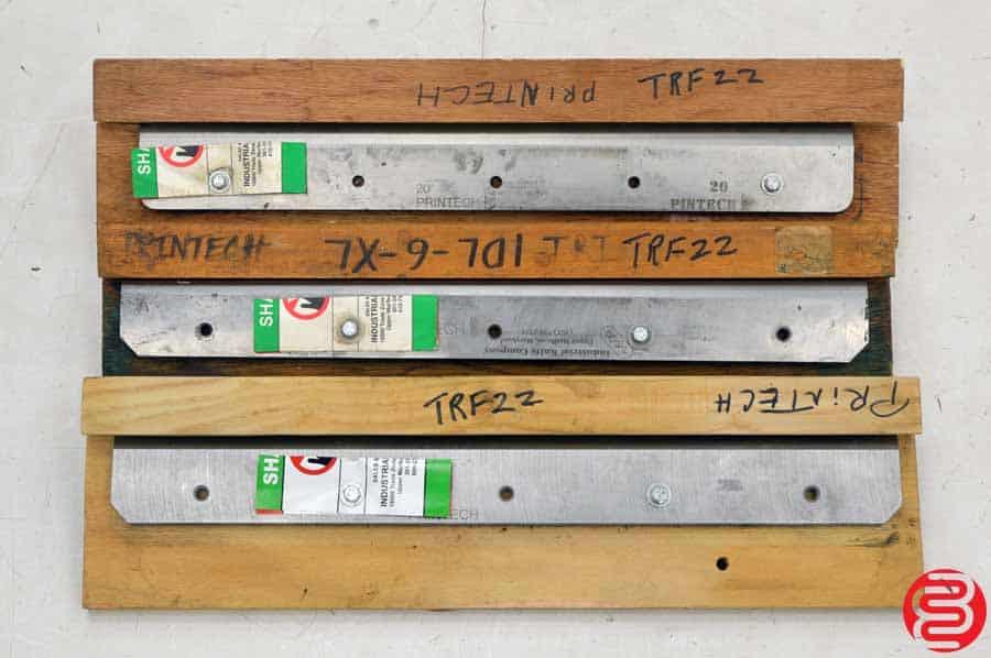 """Printech 20"""" Paper Cutter Blade - Qty 3"""