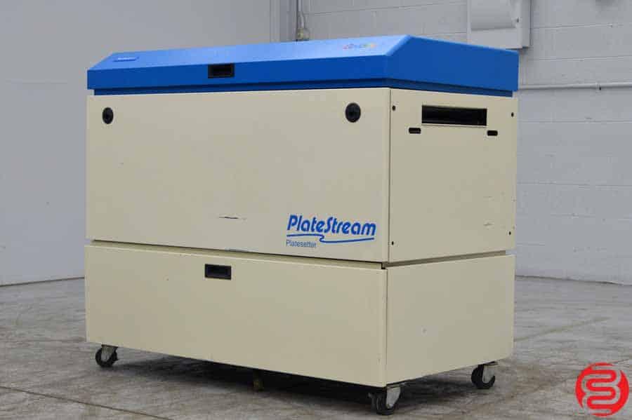 2006 Printware PlateStream 34 Color+ Platesetter