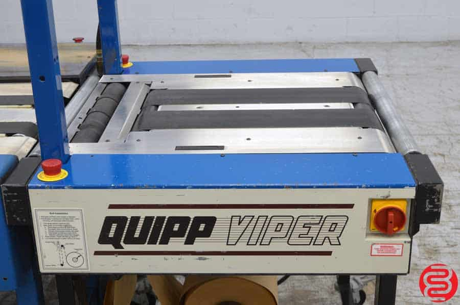 2007 Quipp Viper Bottom-Wrap Kraft Paper Wrapper
